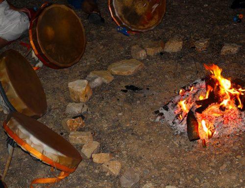 Seminari creazione del tamburo sciamanico